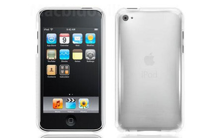 iPod touch 4G pic leaked by case manufacturer
