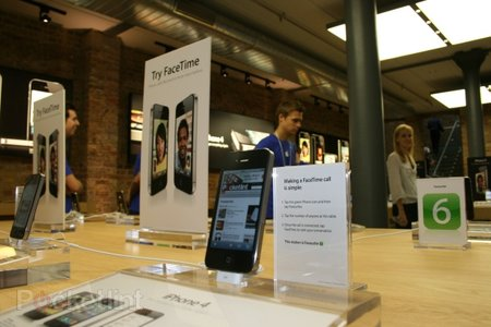 "Inside Apple's ""best ever"" store at Covent Garden"
