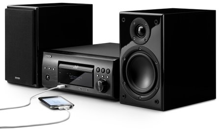 Denon D-X1000BD: Audio and video convergence for your living room