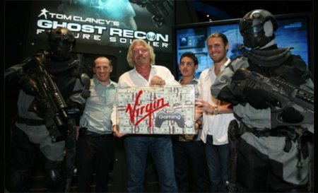 Virgin teams up with Ubisoft for online assault