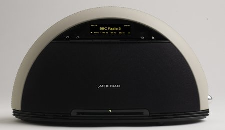 Meridian M80: Reassuringly expensive all-in-one media hub