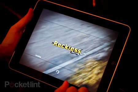 APP OF THE DAY - Reckless Racing (iPad, iPhone, Android)