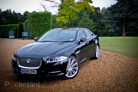 Jaguar XJ hands-on - photo 7