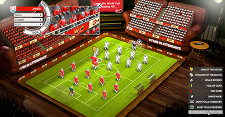 Sofa so good for Virgin Media footy fans