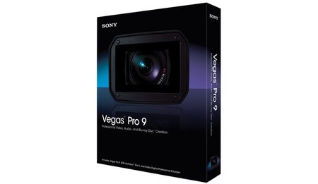 Win copies of Vegas Pro 9 and Vegas Movie Studio HD 10 software