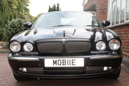 MOB11E number plate up for sale