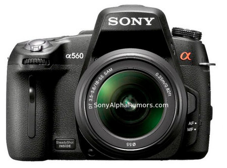 New Sony Alpha cameras almost here, as official pics spied