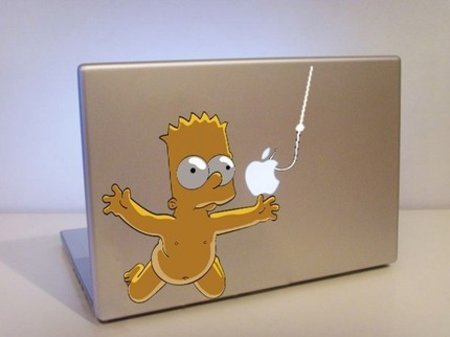 D'oh: 8 ways to Simpsons-ise your Apple iphone/ipad/MacBook   - photo 7