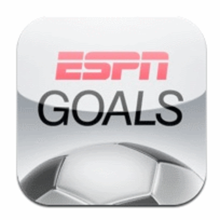 APP OF THE DAY: ESPN Goals (iPhone)