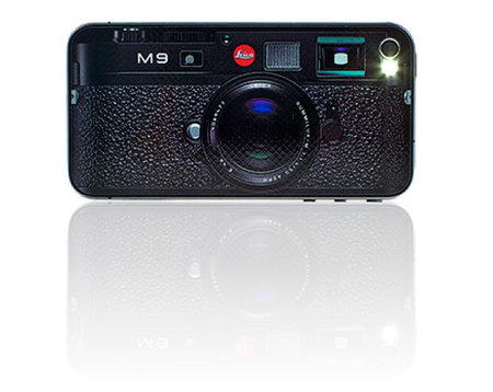 The iPhone 4 that thinks it's a Leica M9