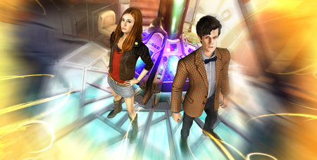 Explore the TARDIS in new episode of Doctor Who - The Adventure Games