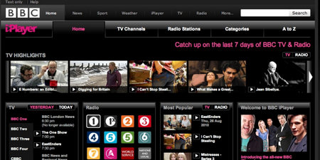 BBC iPlayer going global