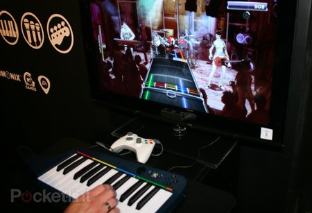 Rock Band 3 - quick play preview