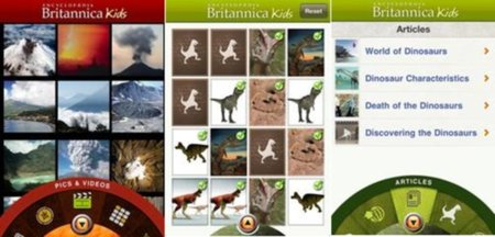 Encyclopedia Britannica announces iOS app series