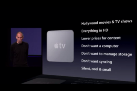 Apple unveils revamped Apple TV