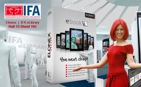 Elonex ebook: The next chapter in ebook readers and tablets?