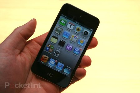 Apple iPod touch 4G hands-on