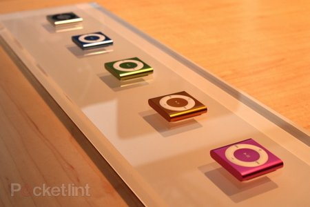 Apple iPod shuffle hands-on