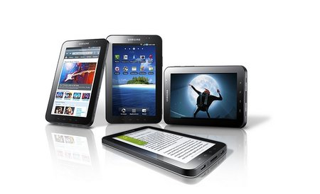 Samsung Galaxy Tab gets grand unveiling