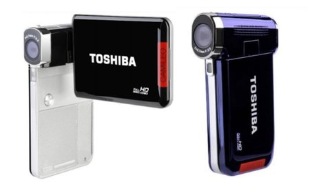 Toshiba Camileo S30 and P20 to take on pocket camcorder market