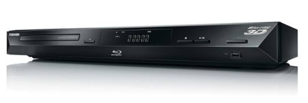 Toshiba brings 3D to BD with BDX3100KB Blu-ray player
