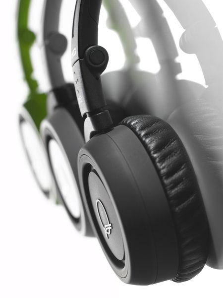 You can't Beat It: Quincy Jones AKG headphone line - photo 4