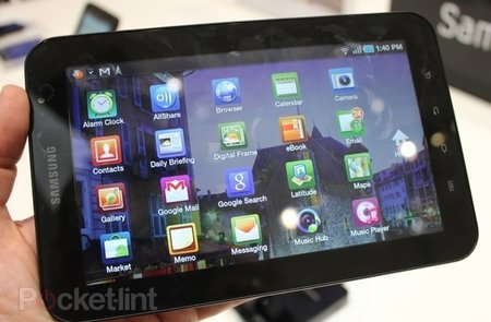 Samsung Galaxy Tab: Register your interest today
