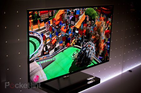 LG 31-inch OLED is both big and thin