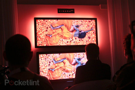 Philips looking at colour LED backlit technology