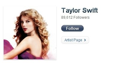 Ping: Top 10 most followed artists - photo 8