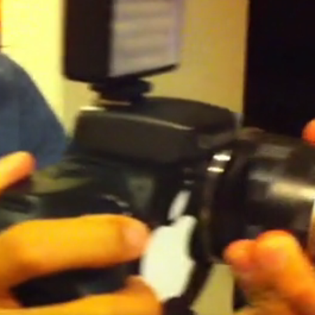VIDEO: iPhone 4 + Canon DSLR = too much time on hands