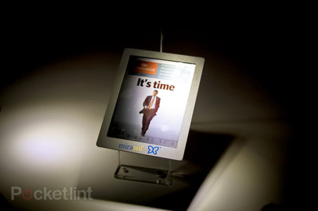 EXCLUSIVE: Mirasol colour eBook reader coming for CES 2011