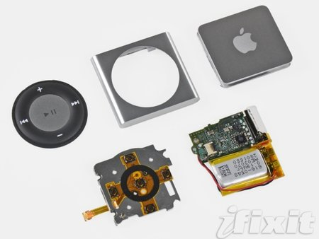 iPod touch 4G teardown treatment - photo 6