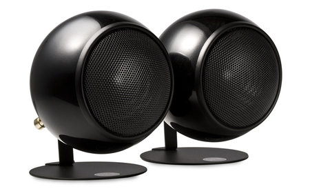 Orb Audio targets the iPhone / iPod with its Mod 1 speaker set