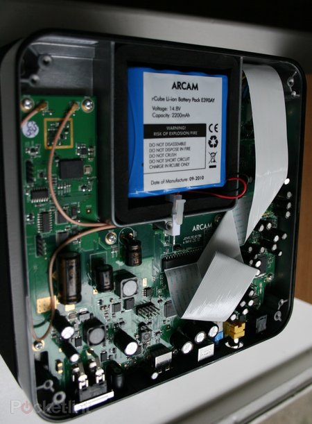 Arcam rCube up close and personal - photo 3