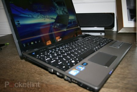 Acer Aspire 5745DG: Coming to the 3D party
