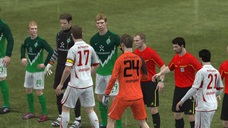 FIFA 11 Career Mode blog reveals all