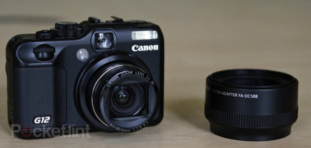 Canon PowerShot G12 hands-on