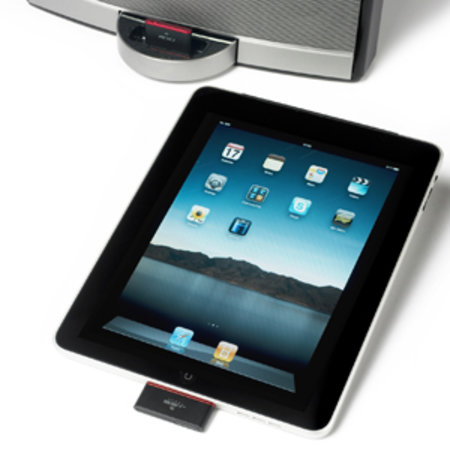 Airphonic: Stream iPad music to an iPod dock