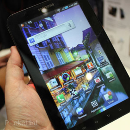 Samsung Galaxy Tab 16GB priced at £799 - photo 1