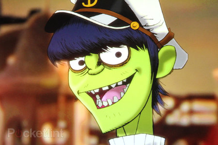 Gorillaz help launch Microsoft's IE9 Beta