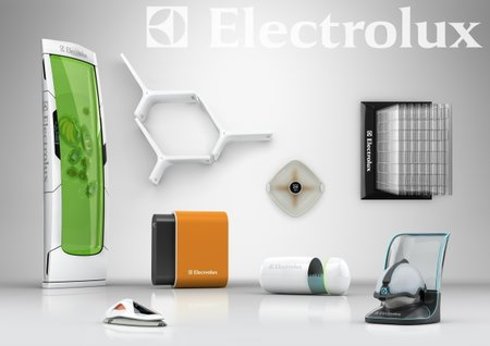 Electrolux Design Labs 2010 finalists