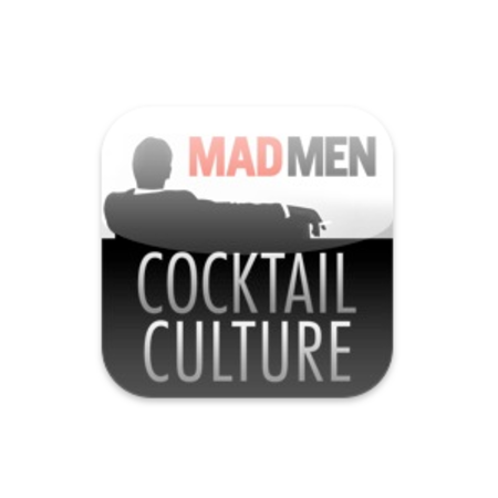 APP OF THE DAY: Mad Men Cocktail Culture (iPhone)