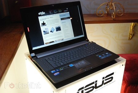 Asus N Series Bang & Olufsen notebooks
