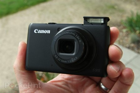 Canon PowerShot S95 hands-on
