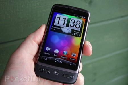 T-Mobile HTC Desire: Android 2.2 update is here