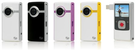 New Flip MinoHD video cameras announced