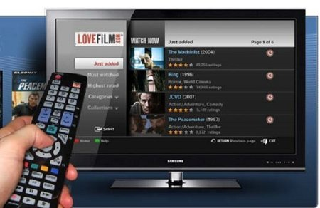 Amazon to buy Lovefilm?
