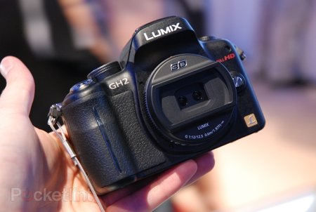 Panasonic Lumix GH2 hands on