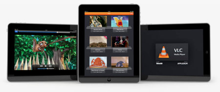 VLC for iPad available on iTunes App Store